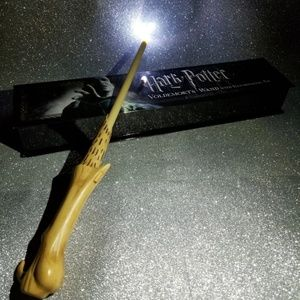 Light-Up Voldemort Wand